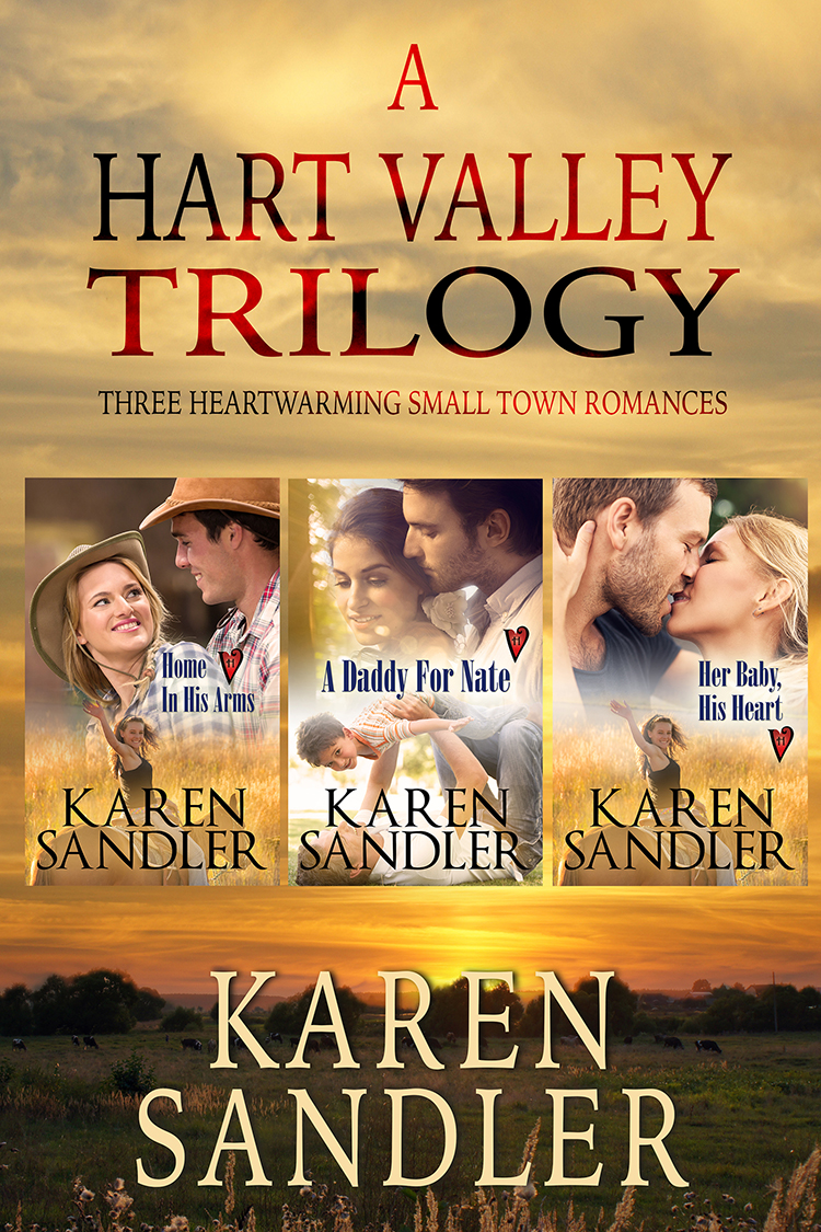 A Hart Valley Trilogy
